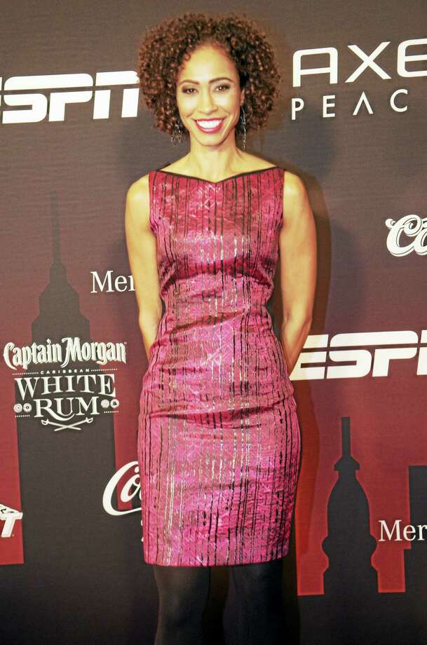 ESPN anchor Sage Steele. Photo: The Associated Press File Photo  / Invision