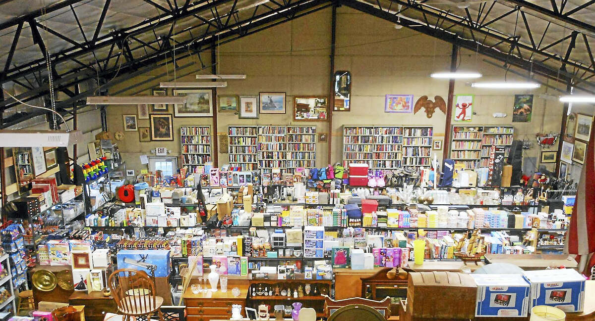 Photo courtesy of Bethlehem Indoor Flea Market Above, a view of the Bethlehem Indoor Flea Market from the company's Facebook page. The flea market is indoors and heated, making it a winter destination for bargain hunters and browsers.