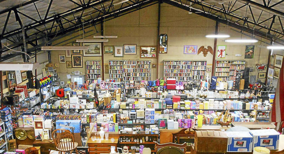 Photo courtesy of Bethlehem Indoor Flea Market  Above, a view of the Bethlehem Indoor Flea Market from the company's Facebook page. The flea market is indoors and heated, making it a winter destination for bargain hunters and browsers. Photo: Digital First Media