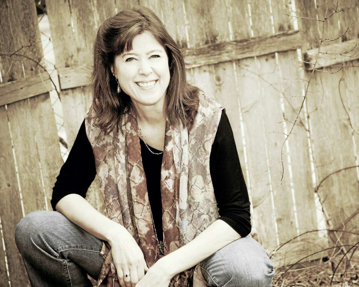 Poet and author Donna Marie Merritt is the featured guest at this Sunday's poetry event at the Performance Hub in Torrington.