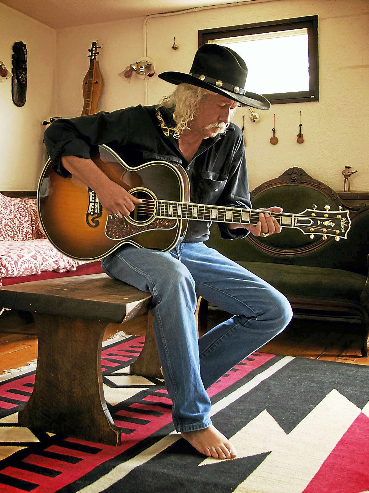Contributed photoArlo Guthrie is scheduled to perform at the Warner Theatre in September.