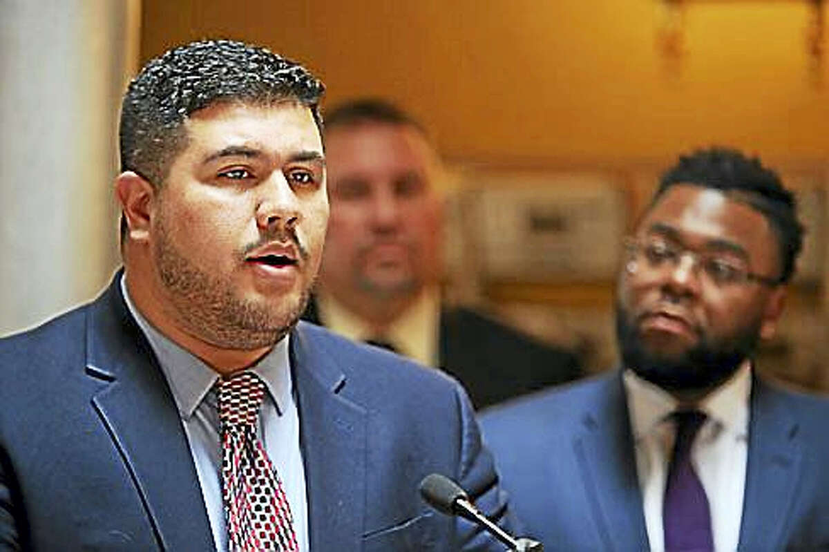 Rep. Christopher Rosario, D-Bridgeport
