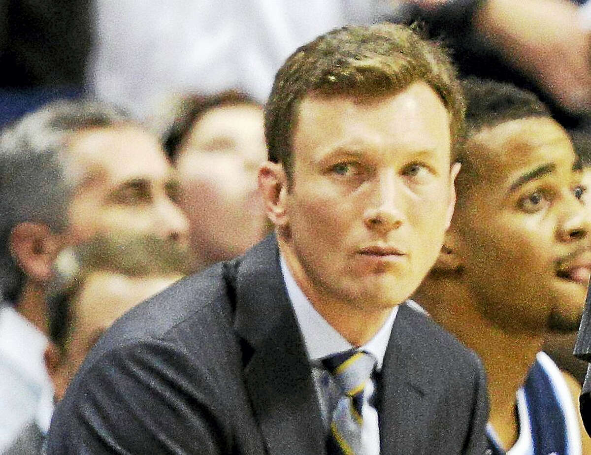 Baker Dunleavy will be introduced as the new Quinnipiac men's basketball coach on Tuesday.