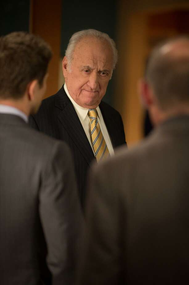 """Actor Jerry Adler as Howard Lyma in """"The Good Wife."""" Photo: CBS Photo Archive / Thomas Concordia / CBS Via Getty Images / 2015 CBS Photo Archive"""