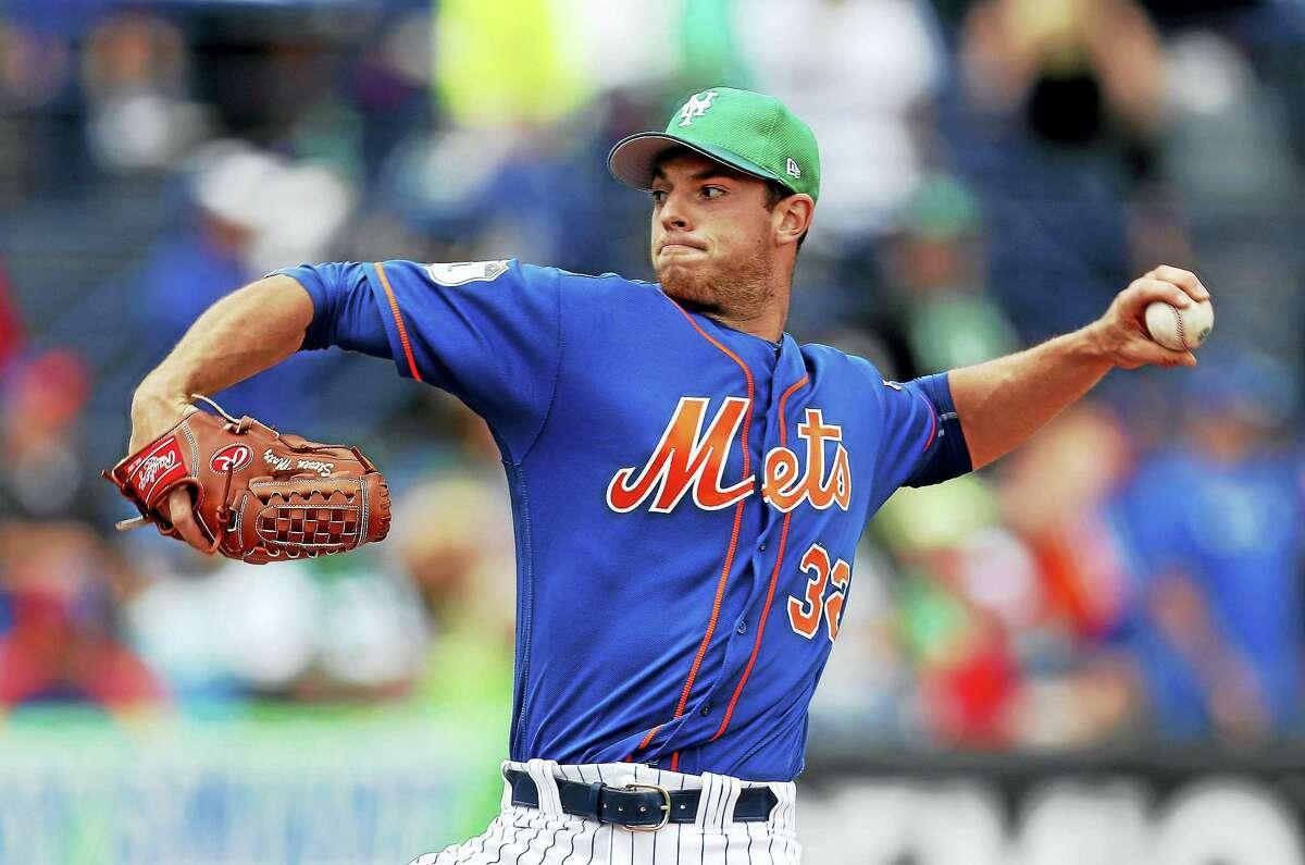 New York Mets starting pitcher Steven Matz.