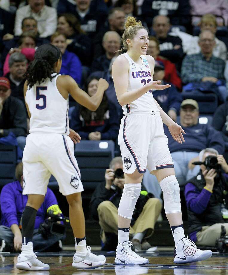 UConn's Katie Lou Samuelson. Photo: Jessica Hill — The Associated Press  / AP2017
