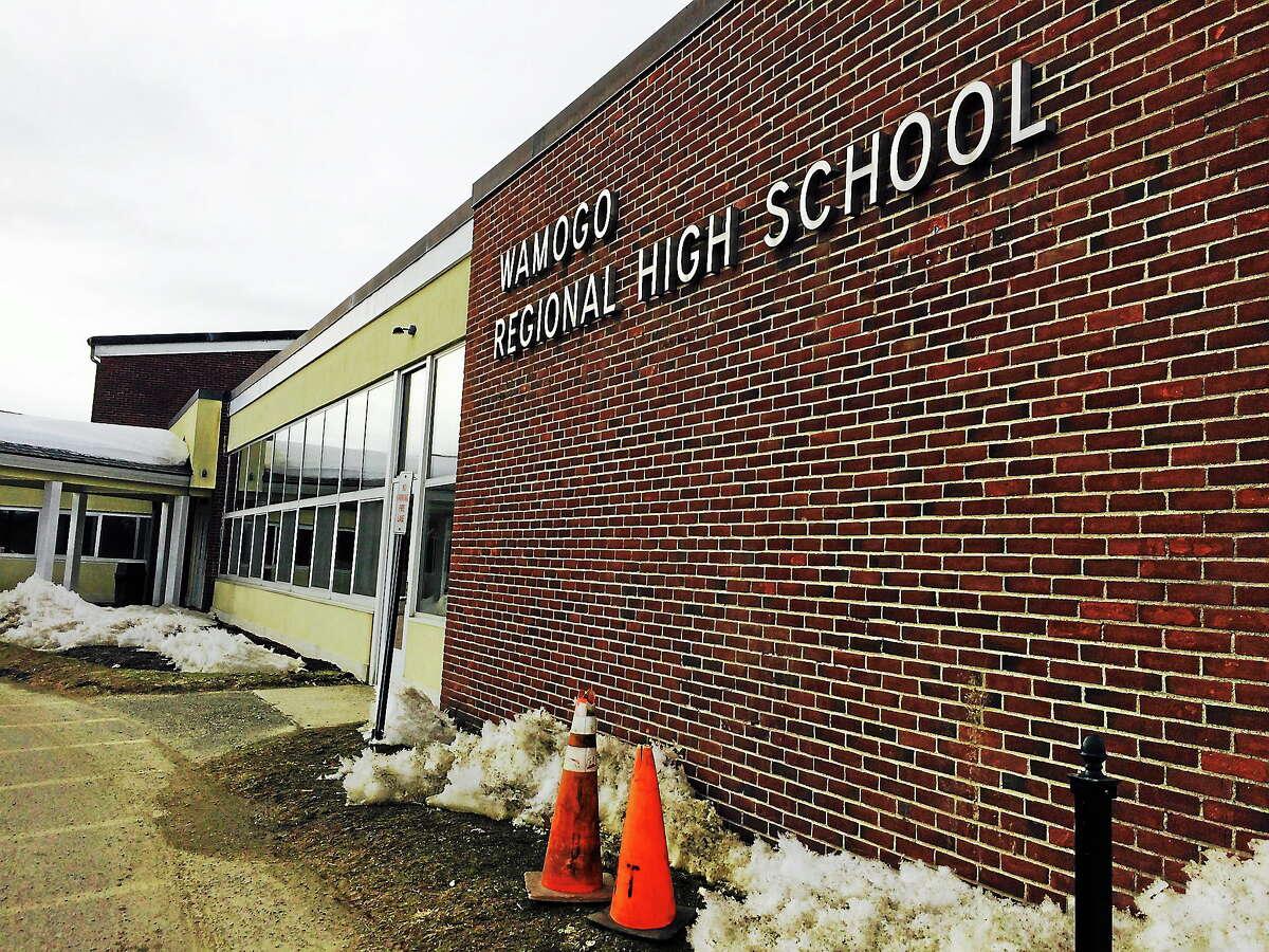 Wamogo Regional High School.