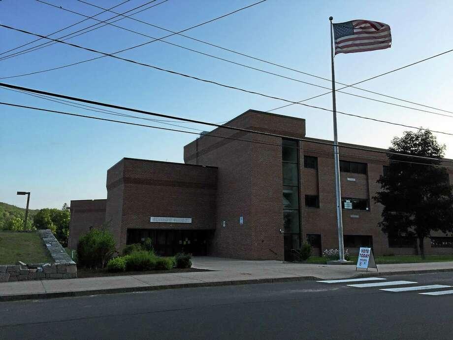 Pearson Middle School Photo: Register Citizen File Photo