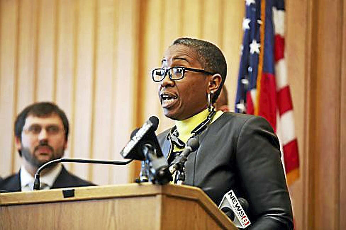 Rep. Robyn Porter, D-New Haven