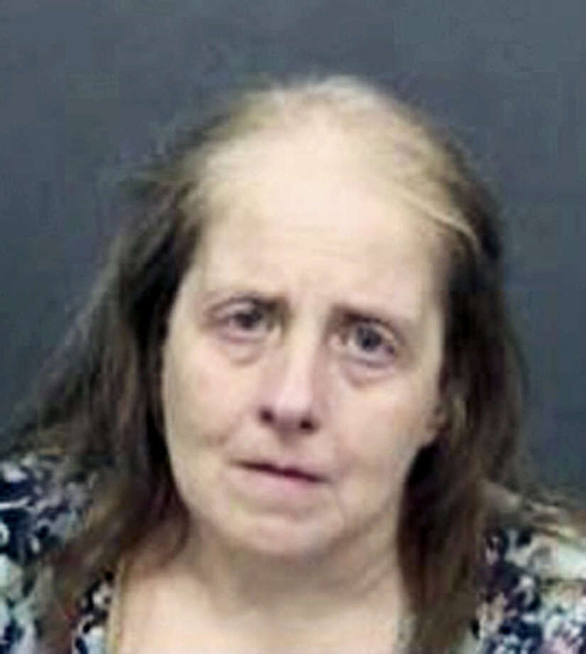 An undated photo provided by the Hillsborough County Sheriff's Office shows Lucy Richards, 57, of Brandon, Fla. The public defender for Richards said in court papers filed Wednesday, May 24, 2017, she will plead guilty to threatening Lenny Pozner, the father of Noah Pozner, who died in the Sandy Hook school shooting in Newtown, Connecticut. Photo: Hillsborough County Sheriff's Office/South Florida Sun-Sentinel Via AP   / Hillsborough County Sheriff's Office via South Florida Sun-Sentinel