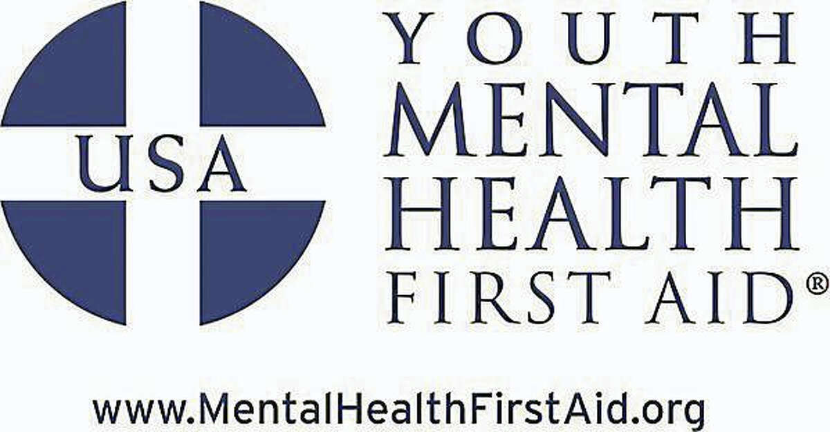 Mental health first aid classes are being offered on June 6 and June 8.