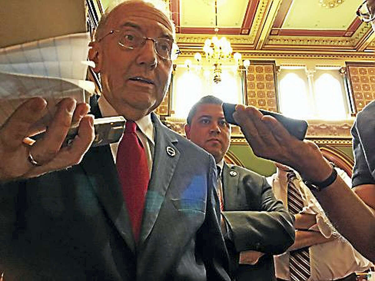 Senate President Martin Looney, D-New Haven (Christine Stuart -CTNewsjunkie.com)
