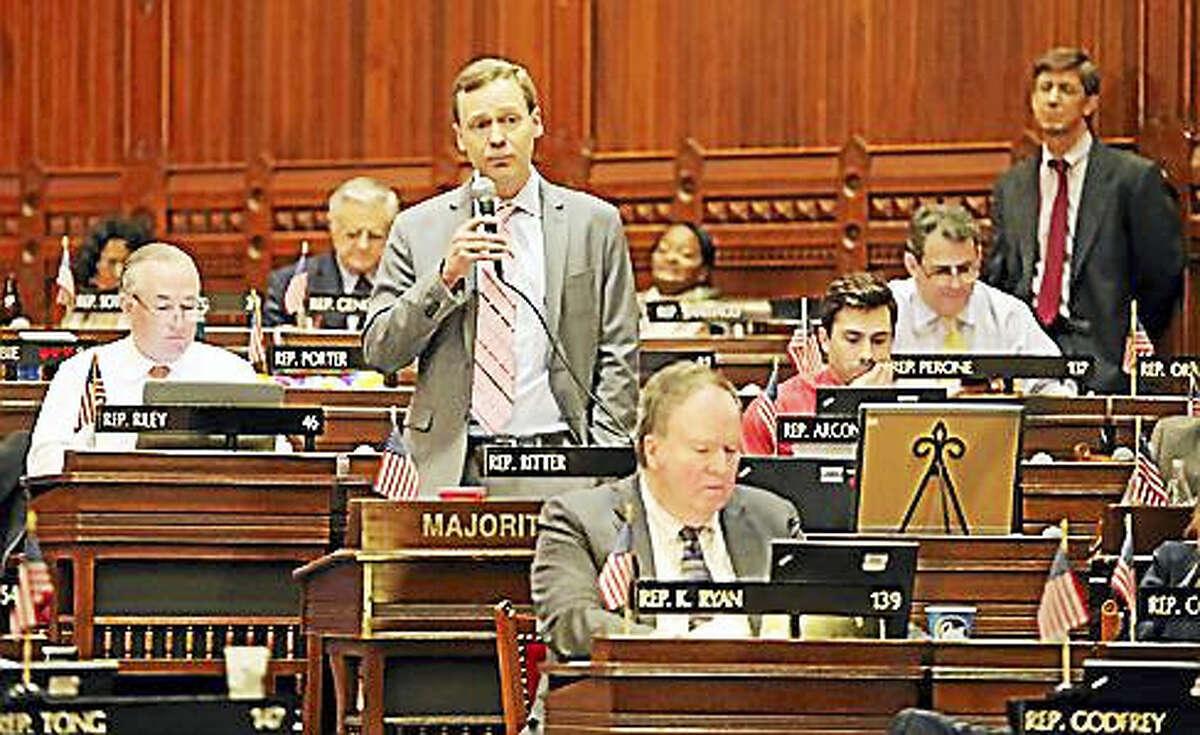 House Majority Leader Matt Ritter, D-Hartford