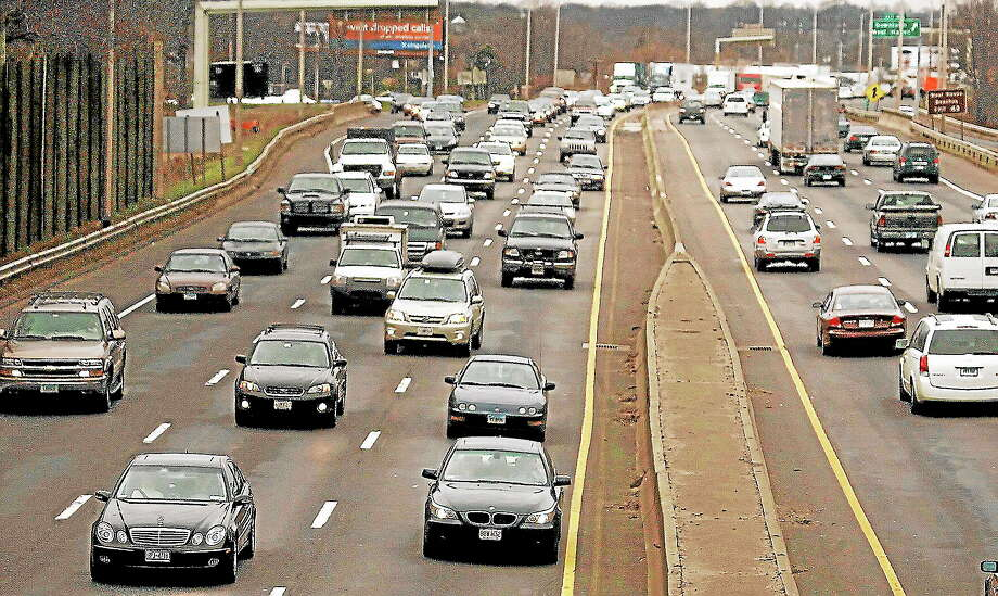 File photo of Interstate 95 in New Haven, Conn., Friday, Dec. 22, 2006. Photo: Bob Child — AP Photo  / AP2006