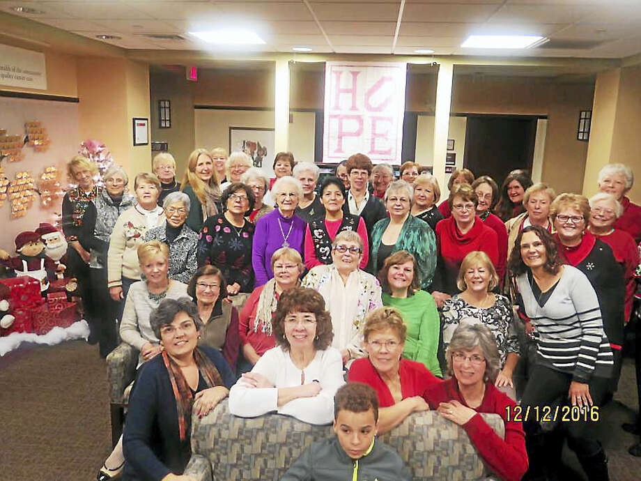 Quilts that Cares has moved into a new space on Scott Road in Waterbury, and celebrated the move with a party. Photo: Contributed Photo
