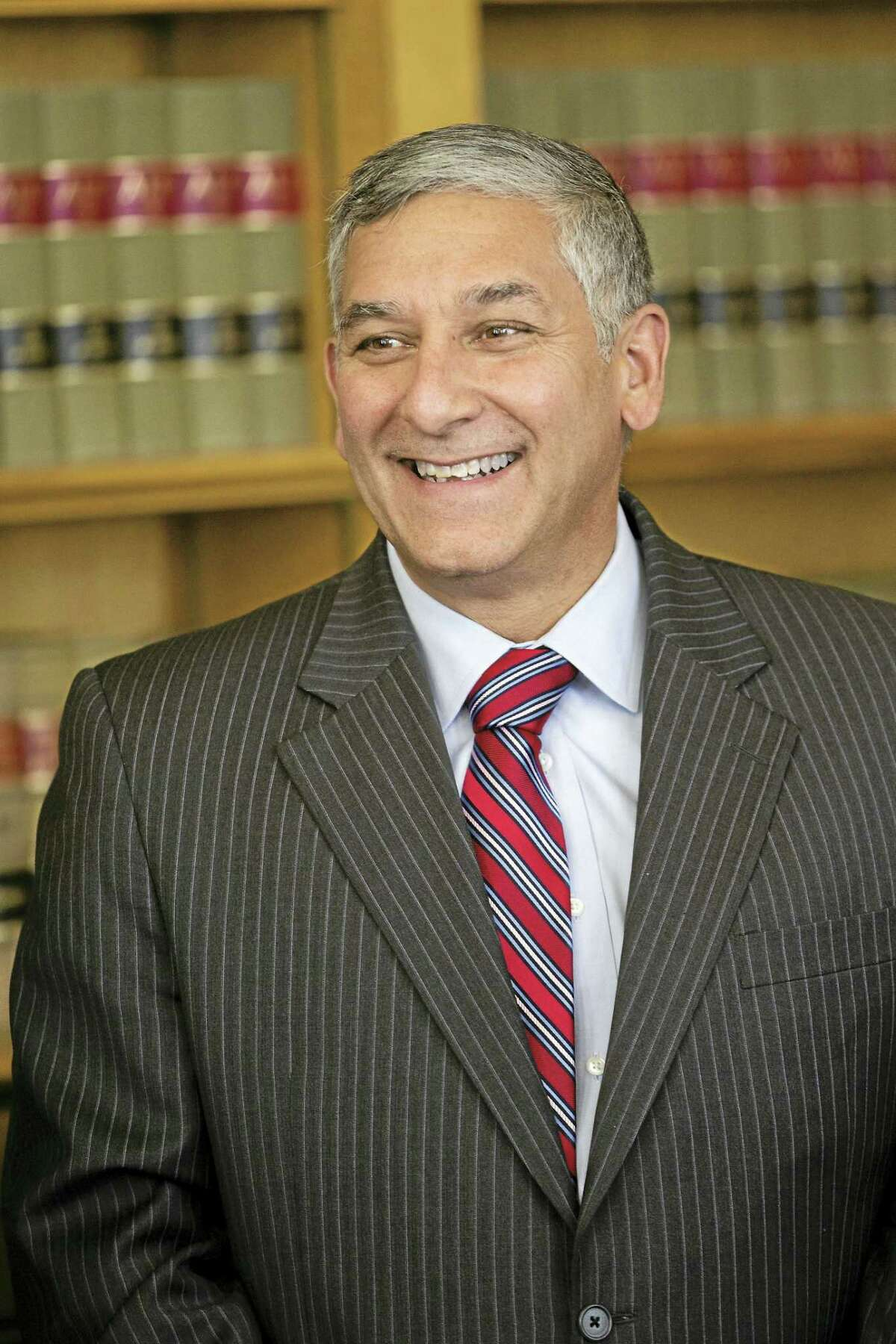 State Senate Minority Leader Len Fasano, R-North Haven, represents the 34th Senatorial District including East Haven, Durham, North Haven and Wallingford.
