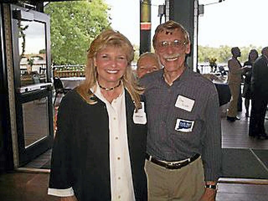 A night of music to raise funds for scholarships is being held in honor of the late entertainment manager Cheryl Scott, pictured with her husband Don. Photo: Contributed Photo