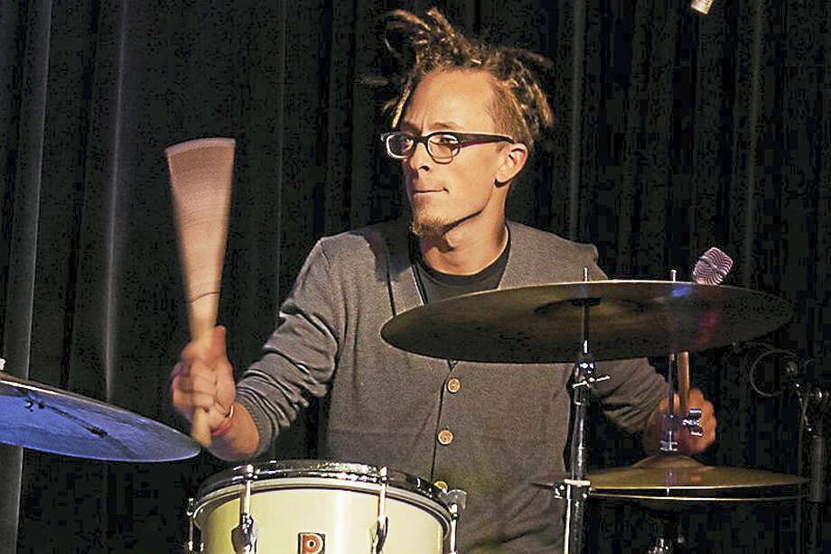 Jazz drummer Philippe Lemm performs March 31 with his trio at the Poli Club in Waterbury. Photo: Contributed Photo  / 2015