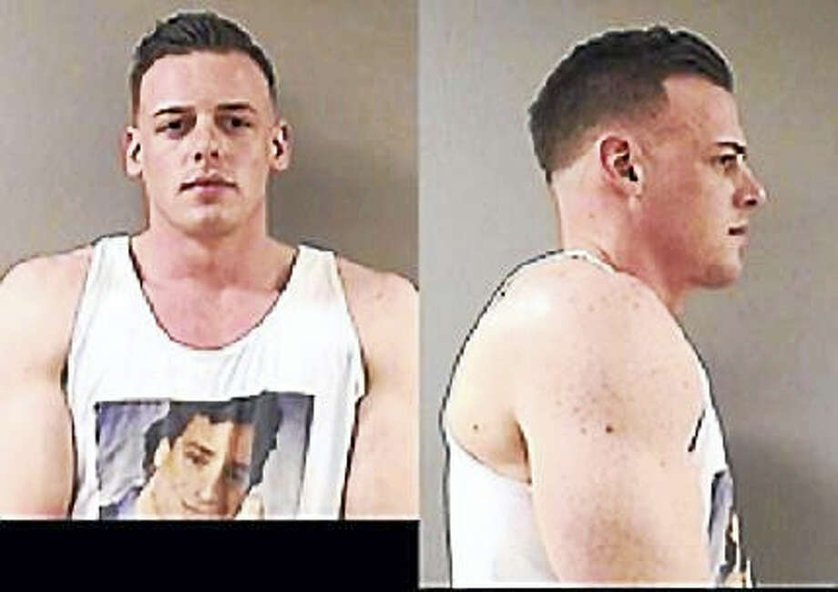 Andrew Dargon Photo: Courtesy Of Wallingford Police Dept.