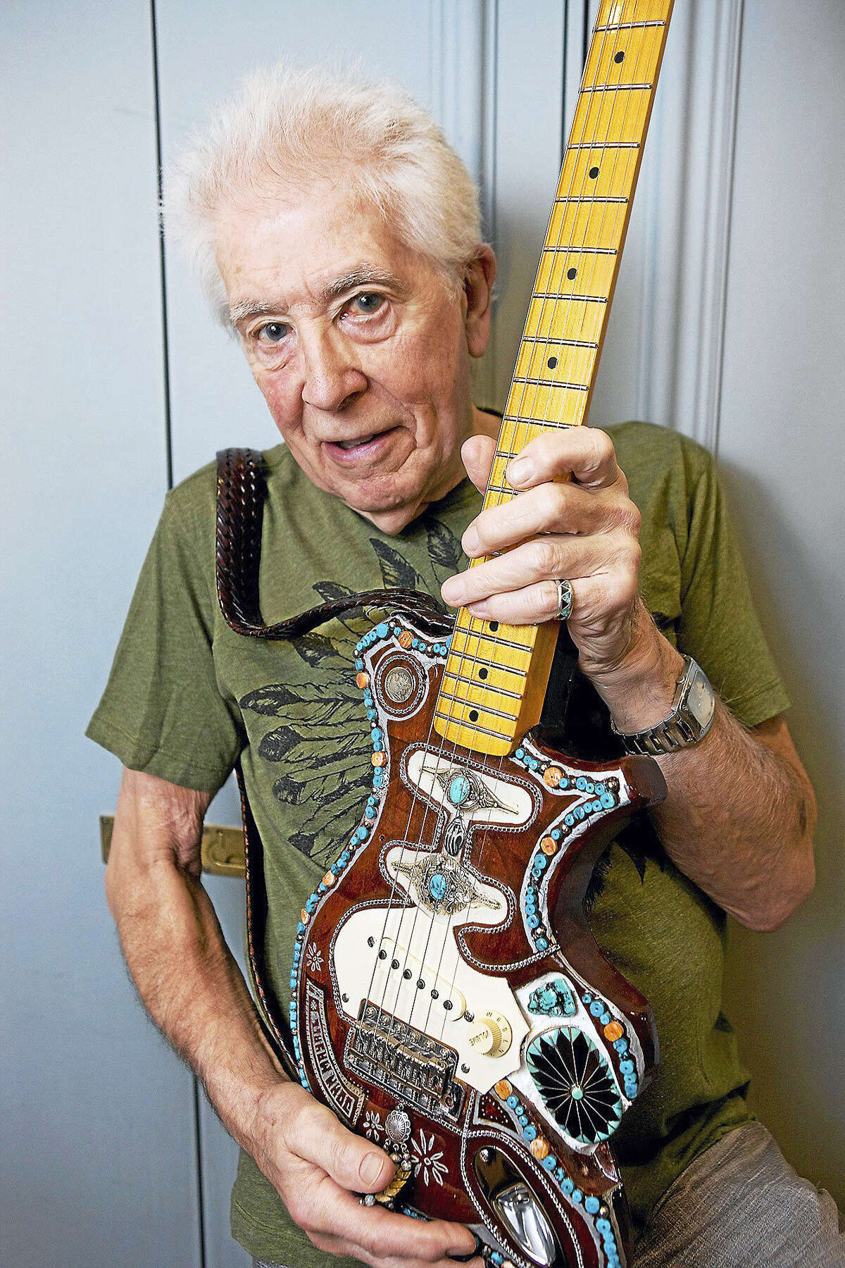 """""""The Godfather of British Blues,"""" musician John Mayall is set to perform in Connecticut next week. On Thursday, June 1, he will appear at the Katharine Hepburn Cultural Arts Center in Old Saybrook and then on Saturday June 3 he will perform at the Infinity Music Hall in Norfolk."""