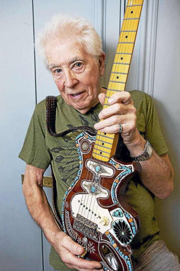 """""""The Godfather of British Blues,"""" musician John Mayall is set to perform in Connecticut next week. On Thursday, June 1, he will appear at the Katharine Hepburn Cultural Arts Center in Old Saybrook and then on Saturday June 3 he will perform at the Infinity Music Hall in Norfolk. Photo: Contributed Photo  / 2014 Mike Prior"""