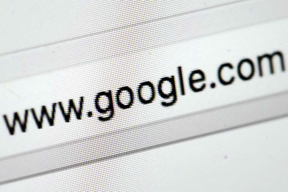 This Wednesday, April 26, 2017, photo shows Google's web address, in Philadelphia. Google is keeping an eye on what you're buying offline in addition to monitoring your online shopping in its latest attempt to sell more digital advertising. The offline tracking of most credit and debit card transactions will help Google to automatically inform merchants when digital ads appearing on its vast marketing network translate into sales at a brick-and-mortar store. Google plans to unveil the store-sales measurement tool Tuesday, May 23, 2017, in San Francisco at an annual conference it hosts for its advertisers. Photo: Matt Rourke — AP Photo  / Copyright 2017 The Associated Press. All rights reserved.