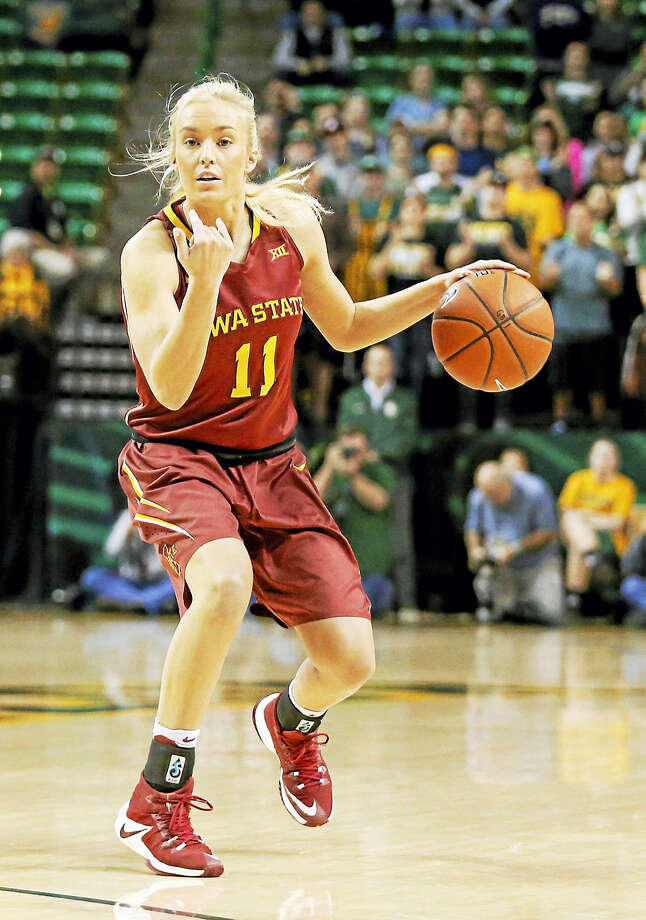 Iowa State point guard Jadda Buckley. Photo: The Associated Press File Photo  / Copyright 2017 The Associated Press. All rights reserved.