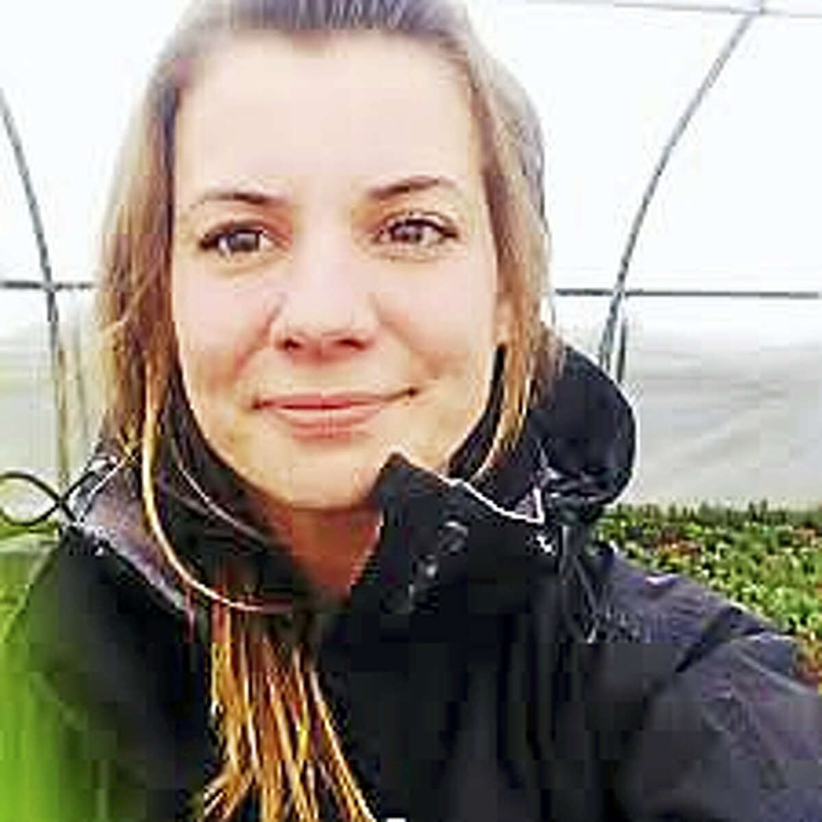 Organic horticulturist Renee Giroux will offer a visual presentation on organic herb gardening Thursday, March 30 at the Gunn Memorial Library in Washington.