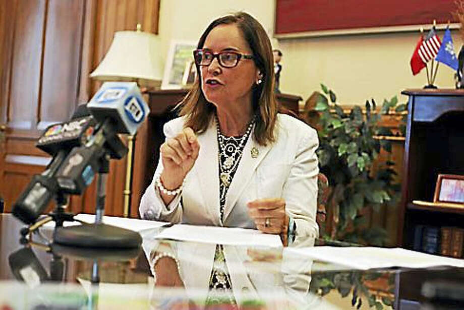 Secretary of the State Denise Merrill Photo: CT NEWS JUNKIE FILE PHOTO