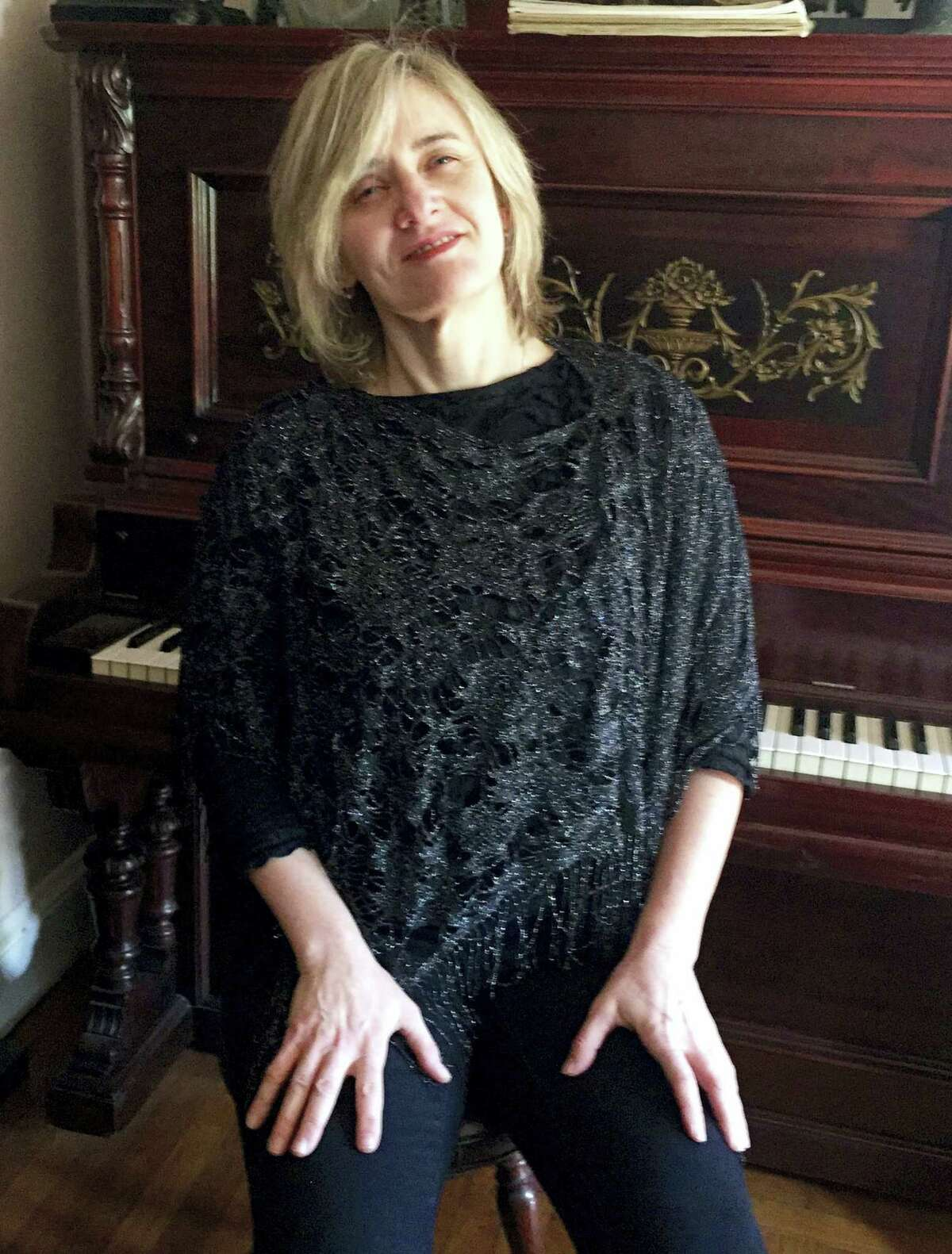 Contributed photo Pianist Margarita Nuller will perform a concert at St. Michael's Church on Feb. 5.