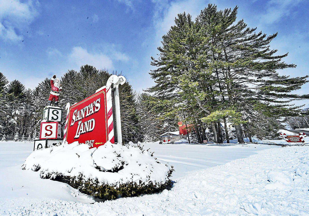 A Connecticut man is looking to reopen Santa's Land in Putney, Vermont, this summer.