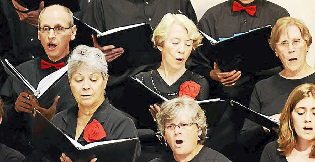 Crescendo will perform Norman Rockwell and Alice Parker: Visions of America in Art and Song in Kent and Great Barrington and Kent on April 1-2.