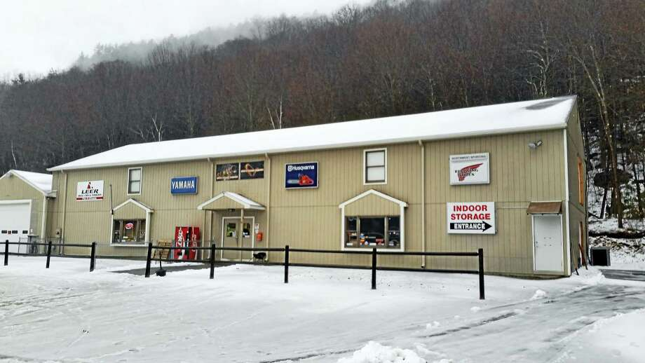 Ben Lambert - The Register CitizenNorthwest Sporting Goods, as seen Tuesday in Winsted. Photo: Digital First Media