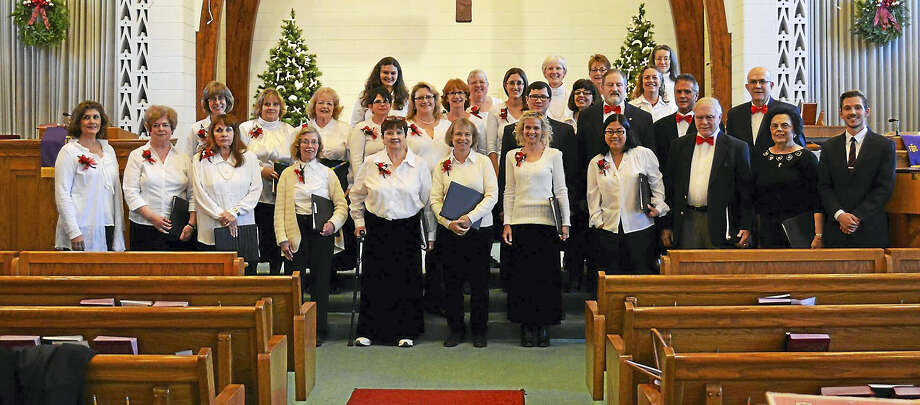 The Connecticut Yankee Chorale in Torrington will present a concert at Center Congregational Church on Sunday, May 21. Photo: Photos Courtesy Of The Connecticut Yankee Chorale