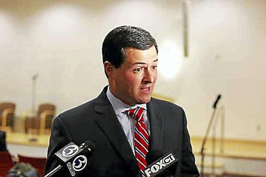 Trumbull First Selectman Tim Herbst Photo: CTNewsJunkie File Photo