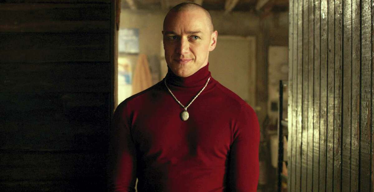 """This image released by Universal Pictures shows James McAvoy in a scene from, """"Split."""""""