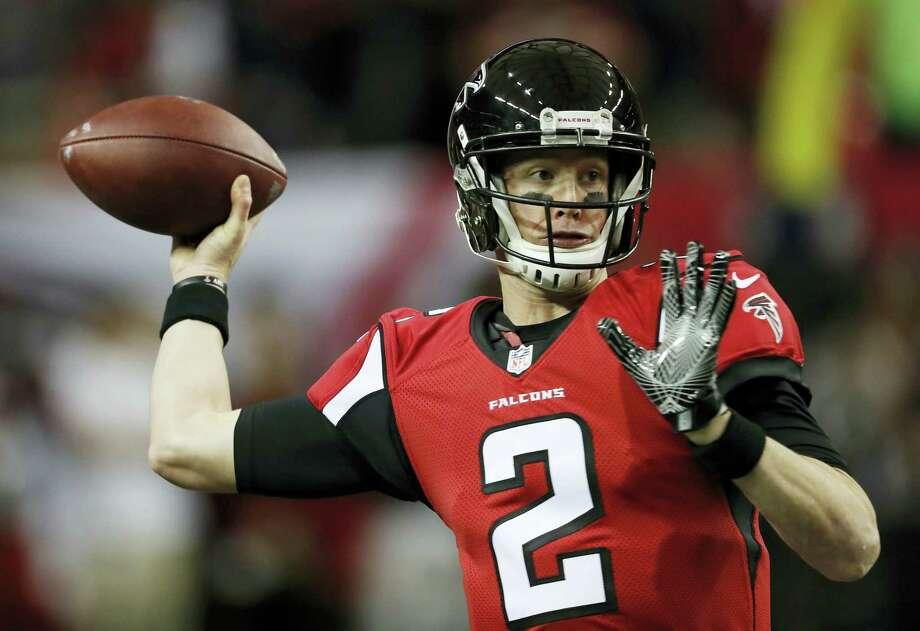 Atlanta Falcons quarterback Matt Ryan. Photo: The Associated Press File Photo  / Copyright 2017 The Associated Press. All rights reserved.