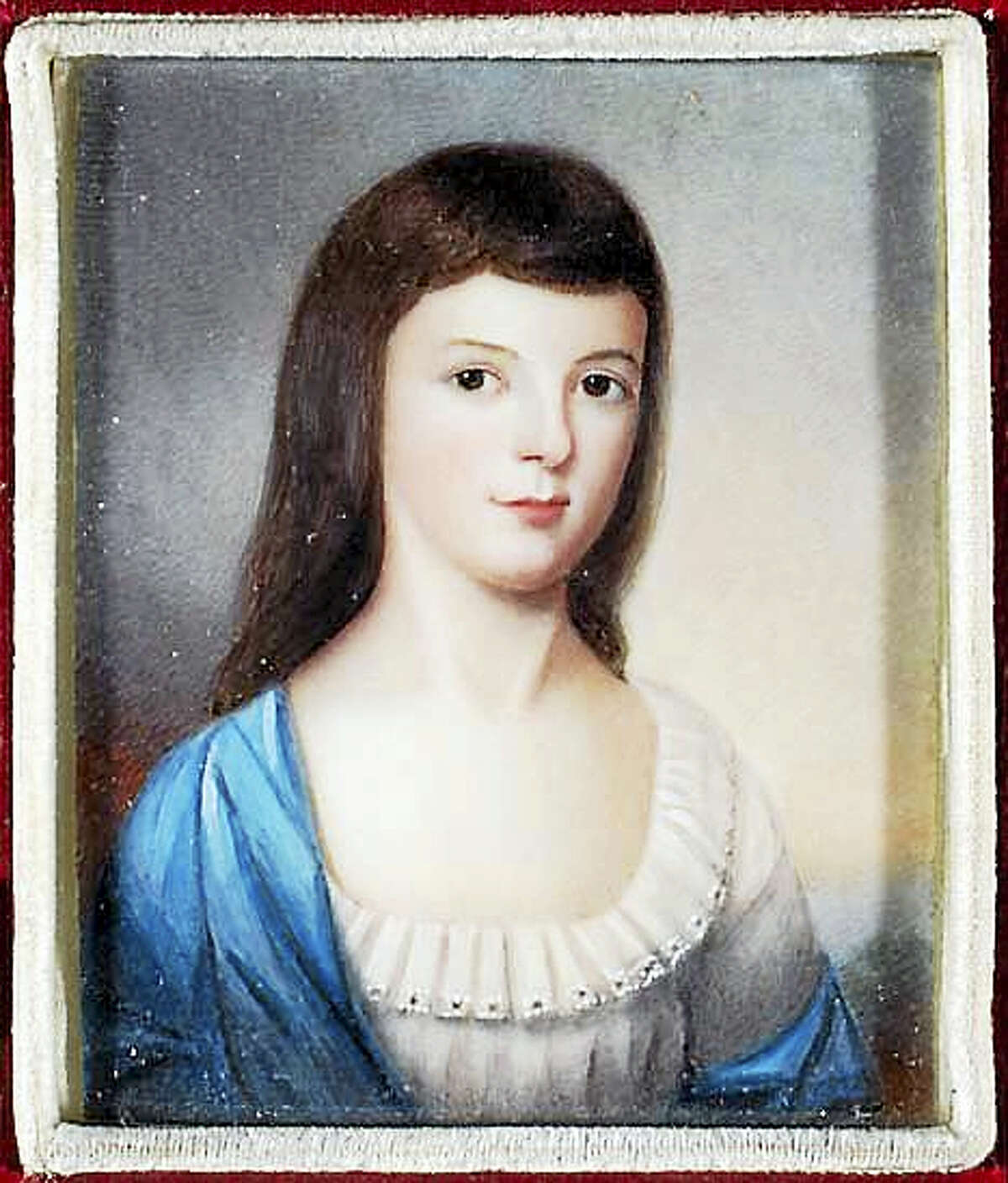 Miniature portrait paintings by Anson Dickinson are the topic of discussion for the first of the History Bites Lecture Series on May 25.