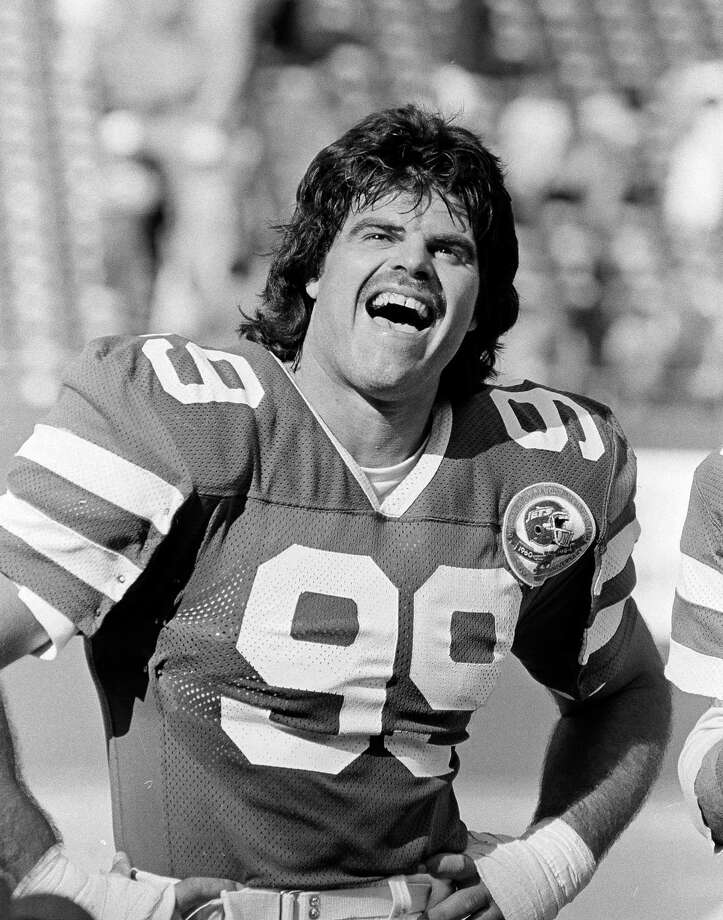 Former New York Jets star Mark Gastineau. Photo: The Associated Press Fil Ephoto  / Copyright 2017 The Associated Press. All rights reserved.