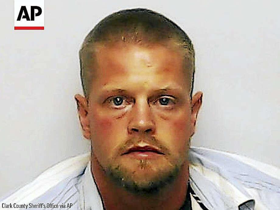 Cannibalism suspect Joseph Oberhansle Photo: Clark County Sheriff's Office Via AP