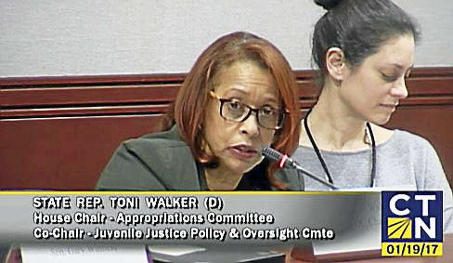 State Rep. Toni Walker, D-New Haven Photo: Courtesy Of CTN