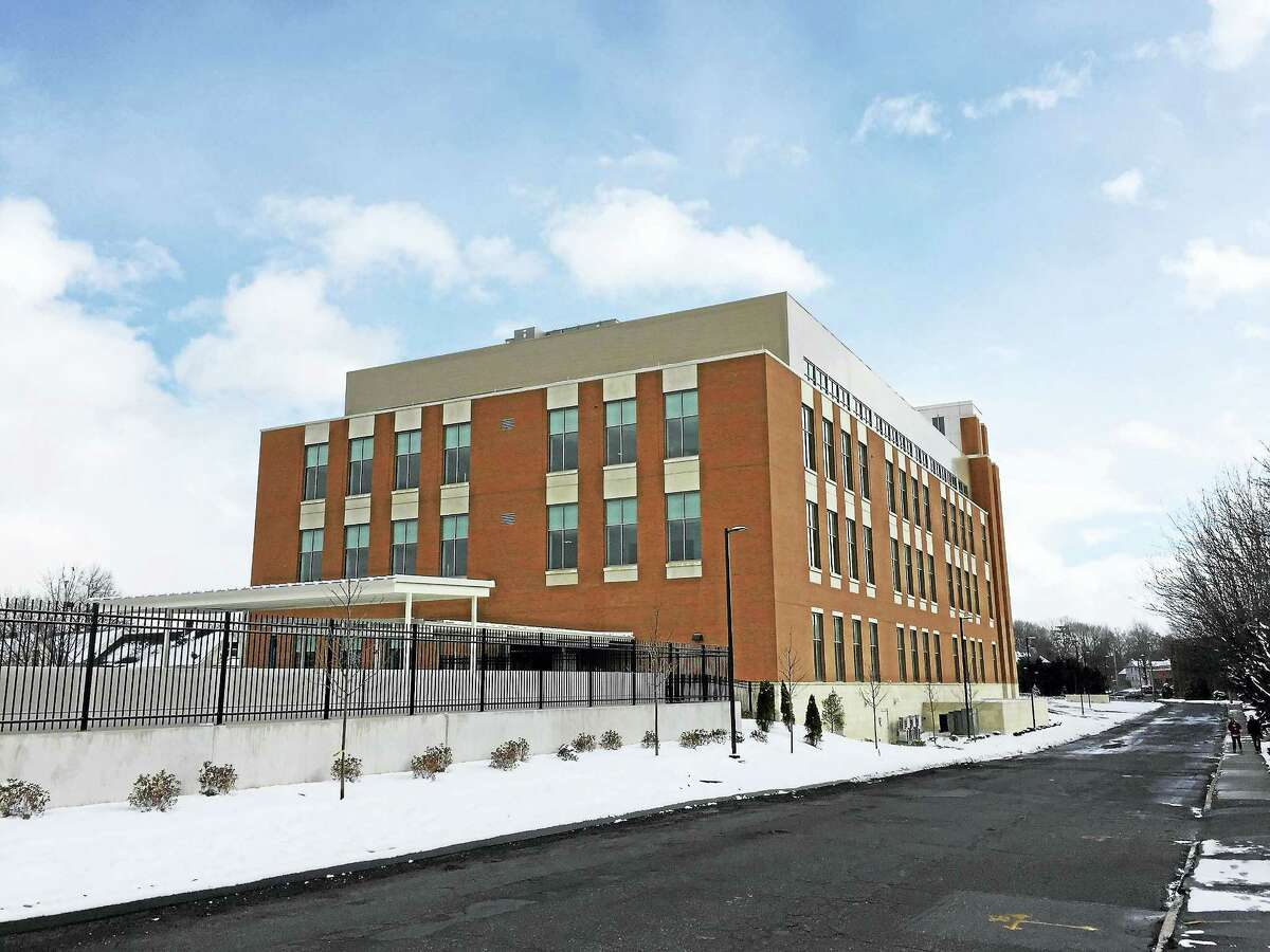 A view of the new Litchfield Judicial District Courthouse on Field Street, which is now under the control of the state's Judicial Branch.