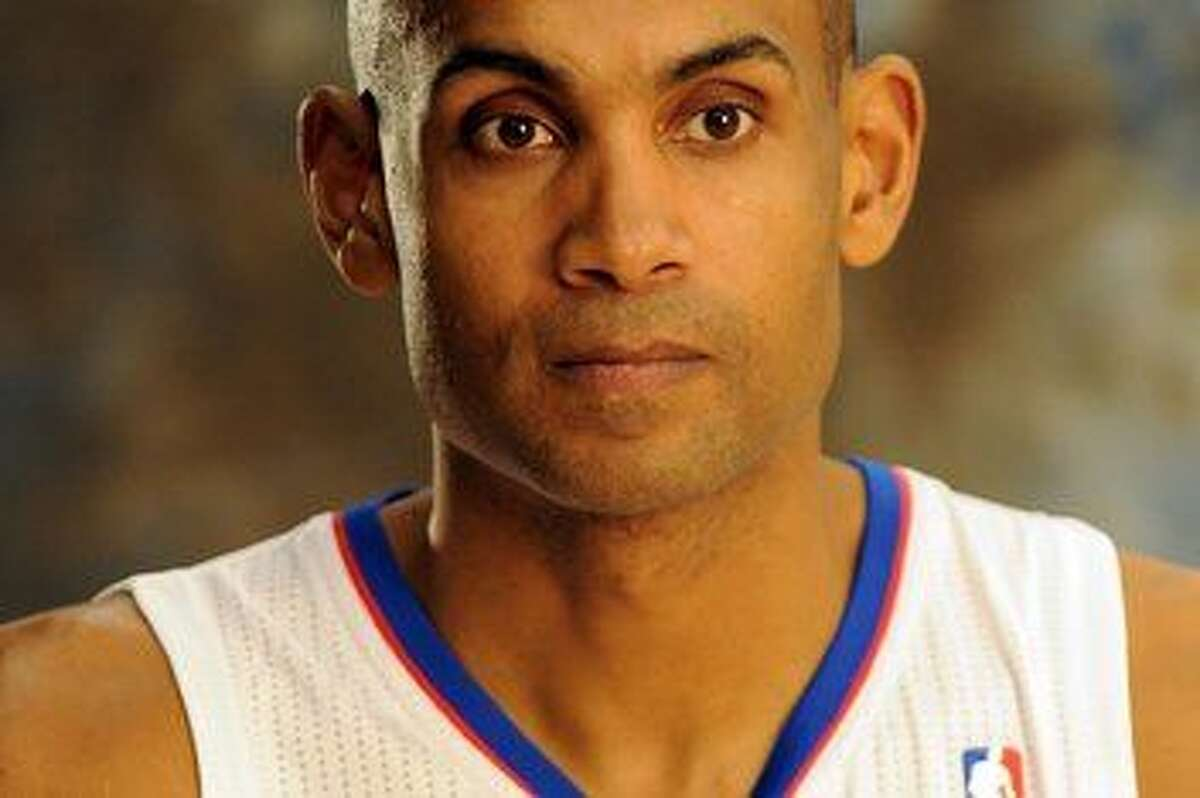Los Angeles Clippers small forward Grant Hill (33) during media day at the Playa Vista Training Center. (Photo: Jayne Kamin-Oncea-US PRESSWIRE)