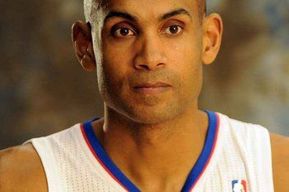 Los Angeles Clippers small forward Grant Hill (33) during media day at the Playa Vista Training Center. (Photo: Jayne Kamin-Oncea-US PRESSWIRE) Photo: US PRESSWIRE / Jayne Kamin-Oncea