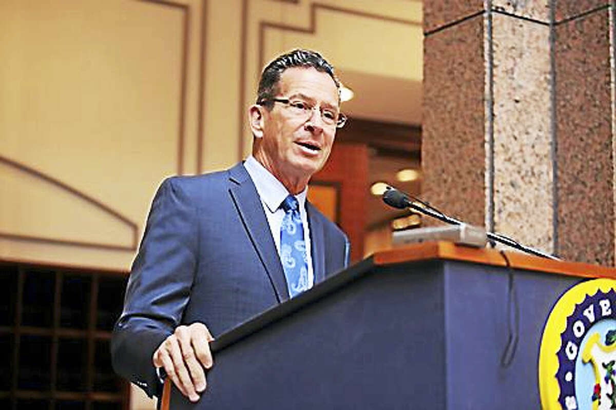 Gov. Dannel P. Malloy (Contributed photo - Christine Stuart Ctnewsjunkie.com