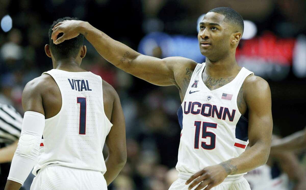 UConn needs players like Rodney Purvis (15) and Christian Vital (1) to step up during this week's AAC tournament.