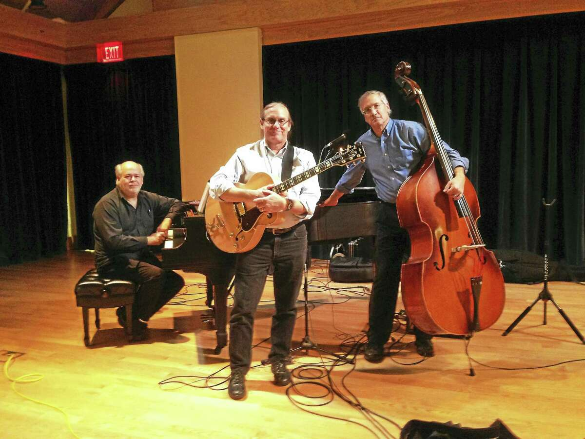The Pierce Campbell Jazz Trio will perform a free concert in Thomaston on Sunday, March 26.