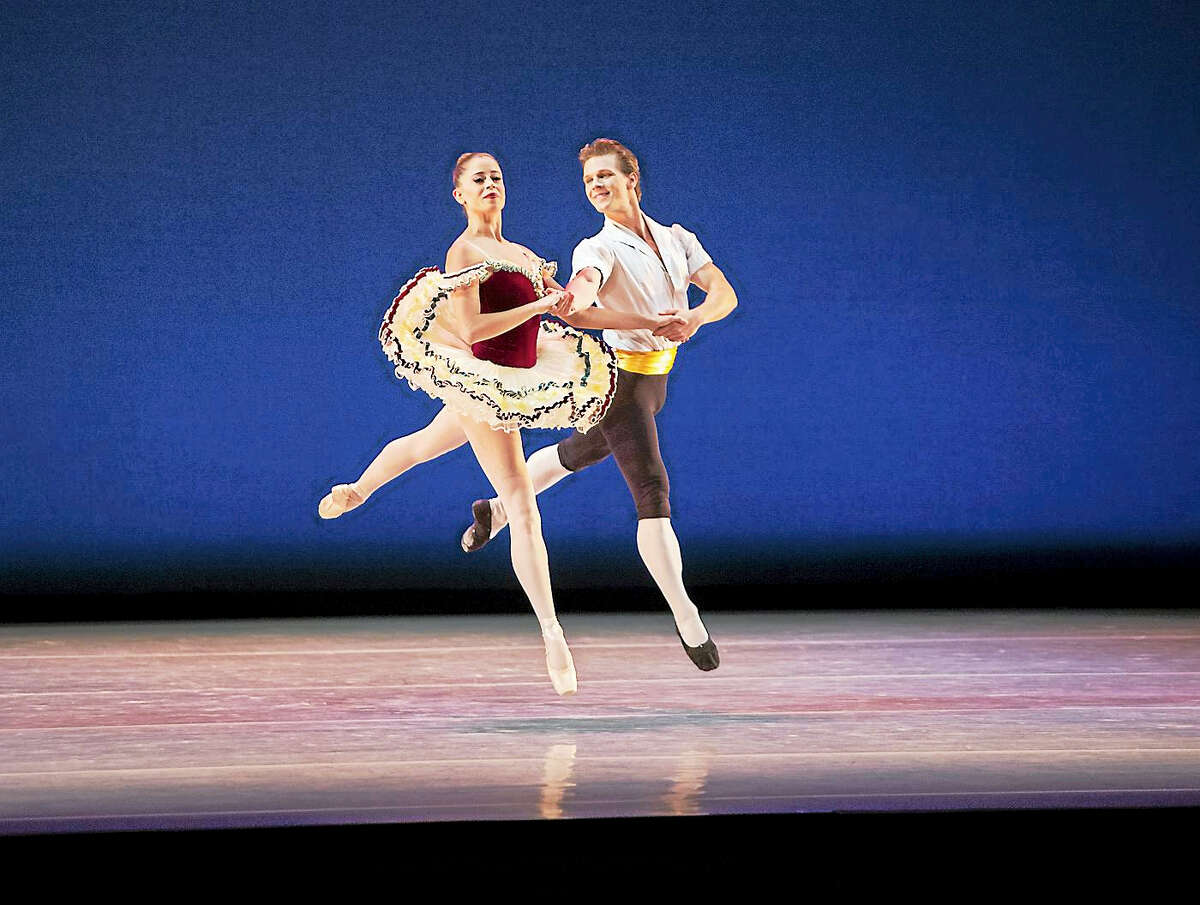 Stars of American Ballet at The Lensic in San Antonio.
