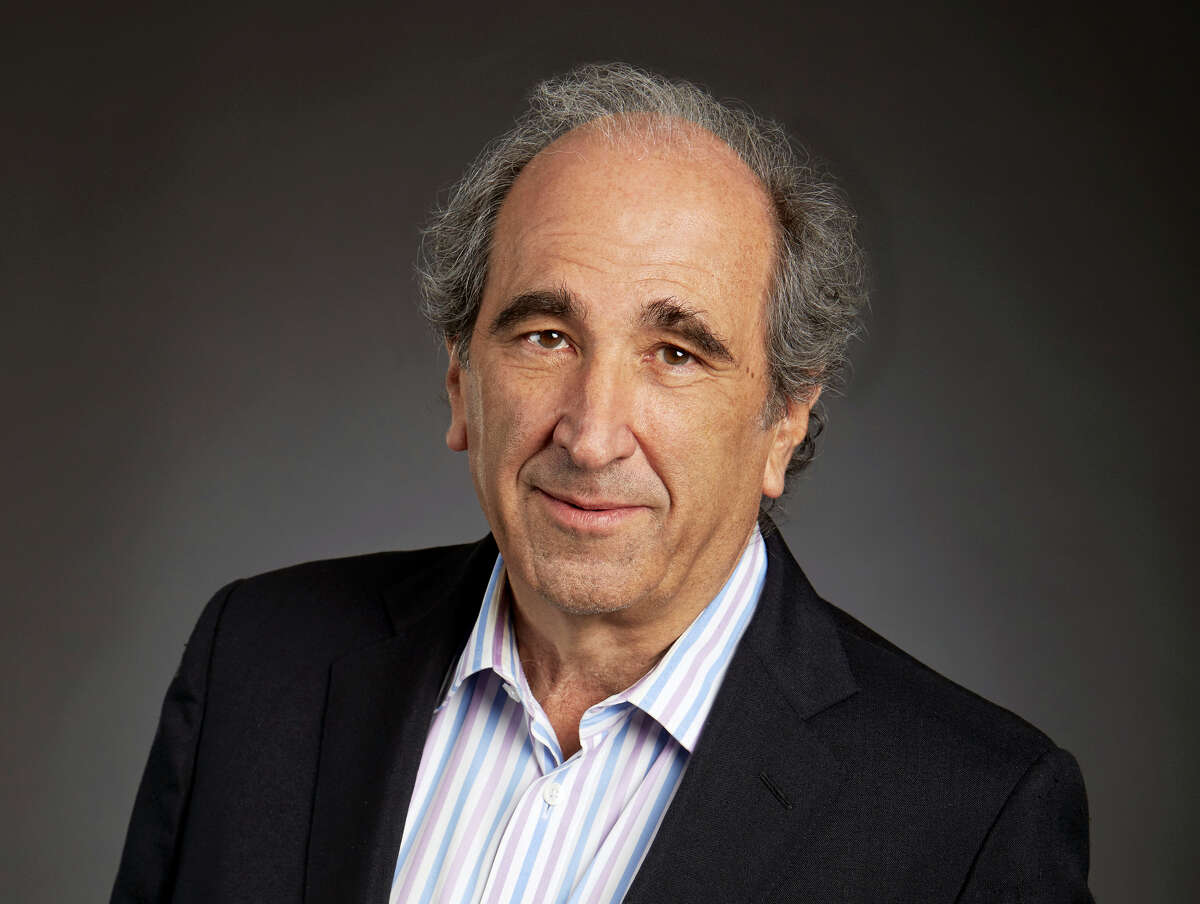 This May 14, 2015 photo released by NBC shows NBC News Chairman Andrew Lack in New York. Lack said on March 7, 2017 that the president's attacks on some media outlets won't deter his organization from doing its job.