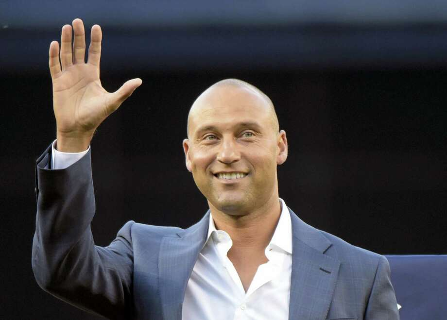 The Yankees will retire Derek Jeter's No. 2 on Sunday. Photo: The Associated Press File Photo  / FR51951 AP